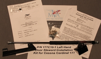 177C10-1 Left Hand Cabin Door Steward Installation Kit
