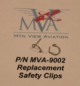 MVA-9002 Wire Safety Clips